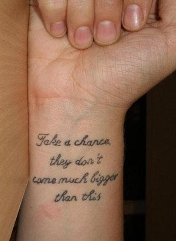 Delicate Wrist Tattoos For Sedulous Beings