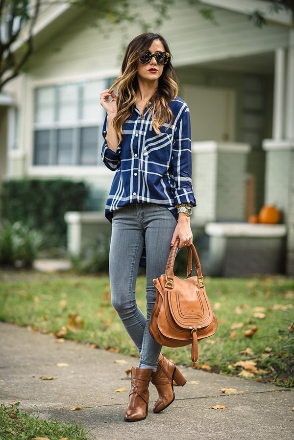 Reasons Why You Should Own a Plaid Shirt