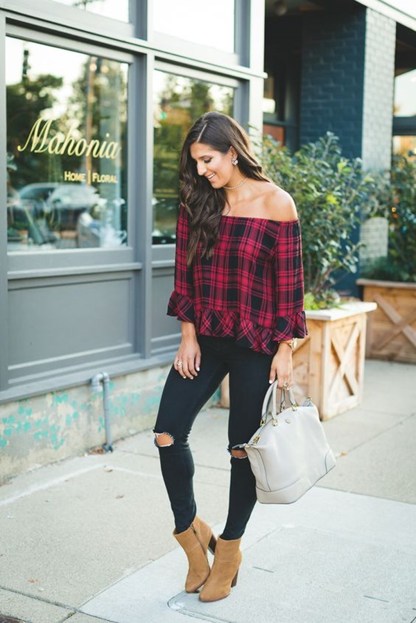 Cute Fall Outfits Ideas For Girls