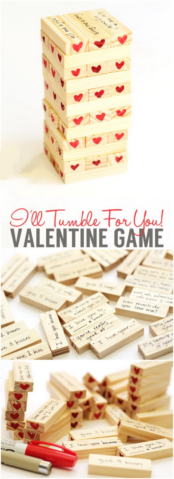 Cute and Easy Valentine's Day DIY Gift Ideas For Him