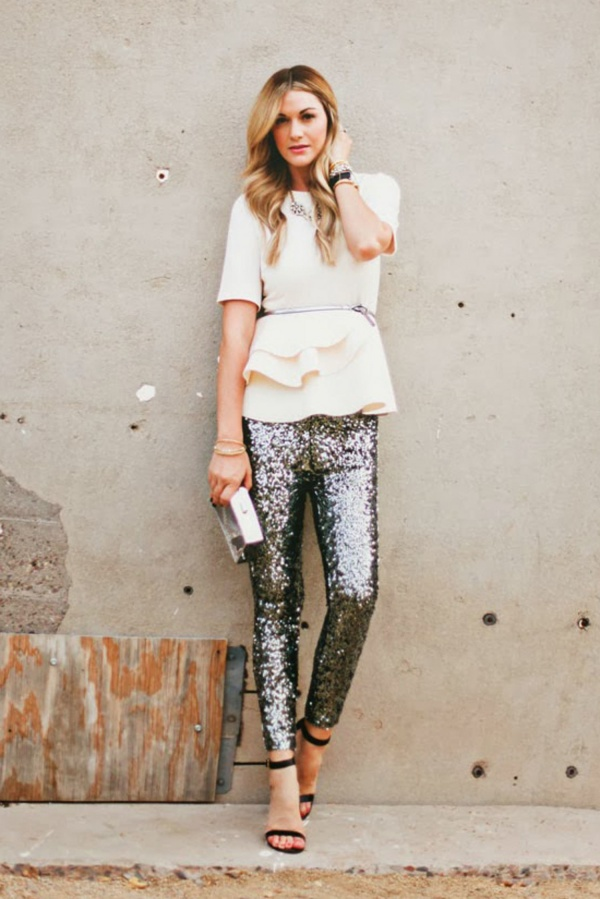 Sizzling New Year Eve And Holiday Party Outfit Ideas